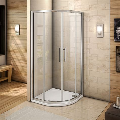 Quadrant Shower Door Seals Aica Bifold Pivot Sliding Quadrant Shower Door Room Glass Screen Cubicle Ebay