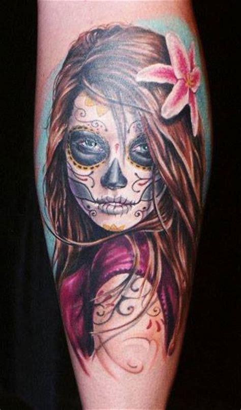 la muerte tattoo la muerte by wmorihama on deviantart