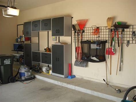 garage organizing system freedomrail garage organization system organize it