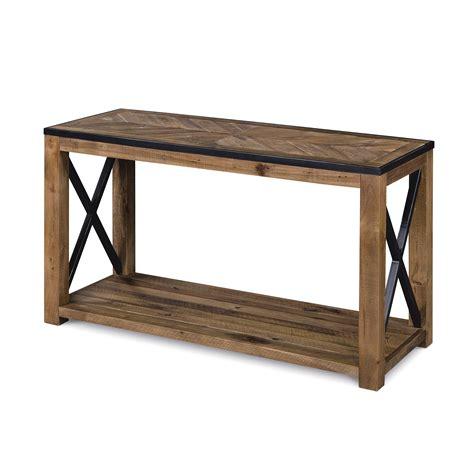 magnussen rectangular console table magnussen penderton wood rectangular sofa table console