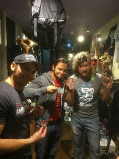 keanu reeves kenny omega the young bucks young buck and the young on pinterest