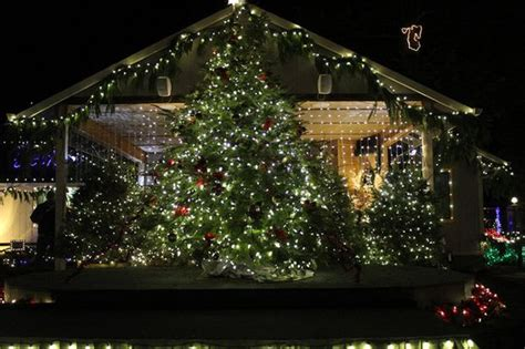 the best christmas lights around portland holiday events