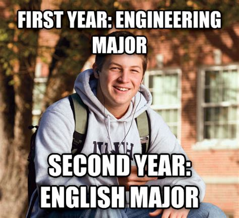 Engineering Major Meme - livememe com college freshman
