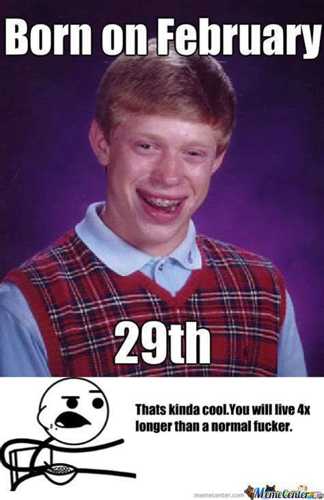 bad luck rmx bad luck brian birthday by eitbitman meme center