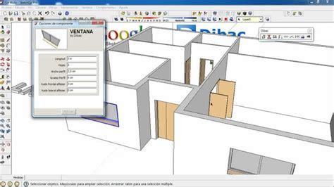 How To Make 3d Floor Plans 3 4 dibac cad 2d 3d google sketchup plugin youtube