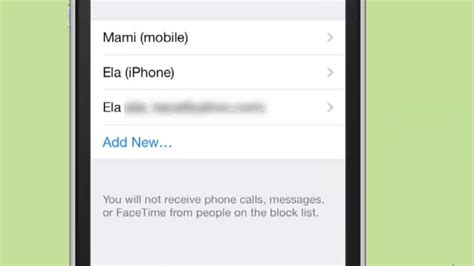 how to block a phone number talk mobile phone
