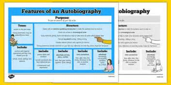 biography writing features features of an autobiography word mat autobiography