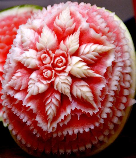 Pisau Untuk Fruit Carving of carving fruits and vegetables bored