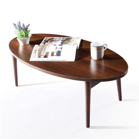 Oval Coffee Table Sets Decorating Ideas   Roy Home Design