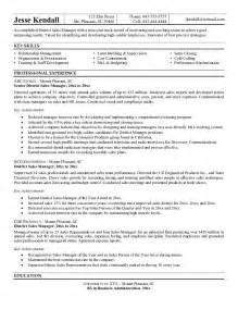 Resume Sle For National Sales Manager Auto Dealer Sales Manager Resume Sales Sales Lewesmr