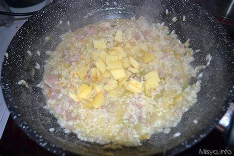 risotto ai fiori di zucca bimby 187 risotto ai fiori di zucca e prosciutto crudo ricetta