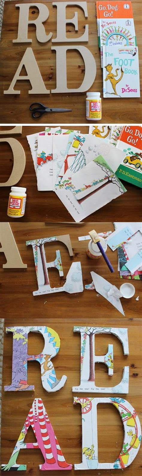 decoupage letters tutorial 20 best diy decorative letters with lots of tutorials