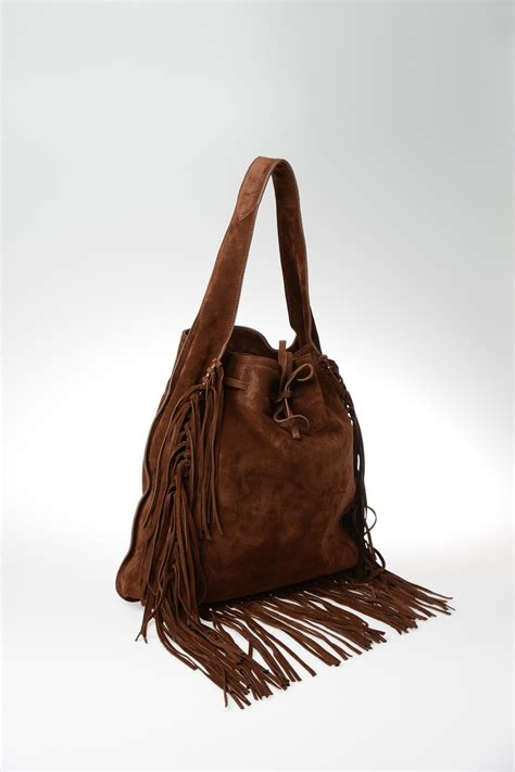 Castro Suede Sling Bag ralph suede sling bag with fringes in brown lyst