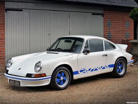 Porsche 2 7 Rs by Porsche Rs 2 7 Technical Details History Photos