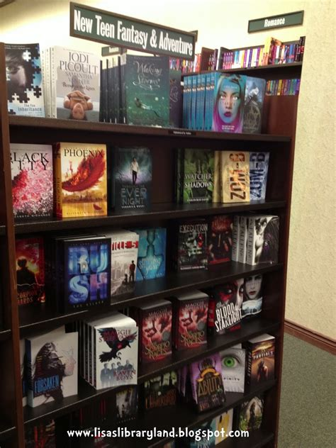 Bookstore Sections List by Libraryland Bookstore Displays