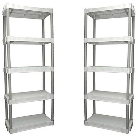 walmart white shelves 2 pack plano 5 shelf storage unit light taupe storage organization walmart house