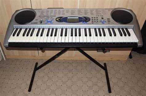 Keyboard Casio Lk 43 casio lk 43 keyboard ebay