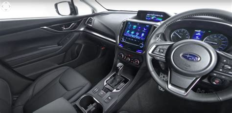 saabaru interior 360 degree of 2017 impreza interior released by