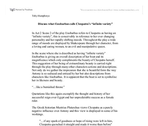 Antony And Cleopatra Essay by College Essays College Application Essays Cleopatra Essay