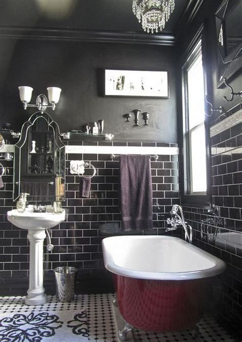 industrial chic bathroom this is a perfect exle of a luxe industrial chic