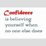 Quotes About Confidence In Yourself | 557 x 374 jpeg 38kB