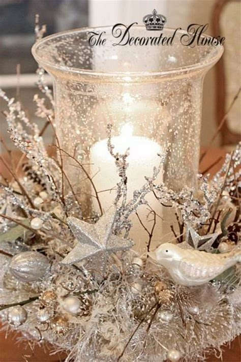 winter themed centerpiece ideas 60 inspiring winter and theme wedding centerpieces family net guide to
