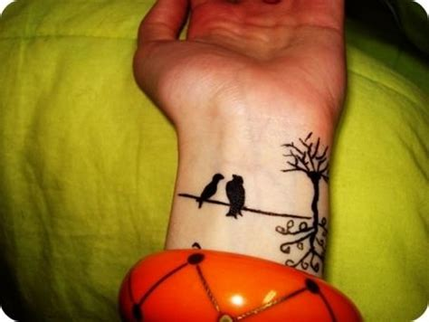 53 awesome birds wrist tattoo designs