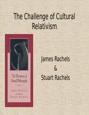 rachels the challenge of cultural relativism phil 2306 study hccs page 1 course