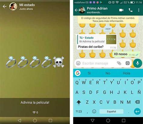 imagenes whatsapp juegos juegos para disfrutar de los estados de whatsapp