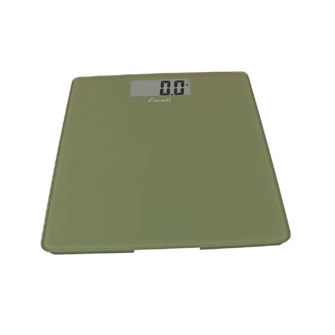 escali bathroom scale escali digital glass platform bathroom scale in sage green