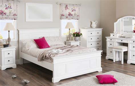 Bedroom Set White by Gainsborough White Bedroom Furniture Bedroom Furniture