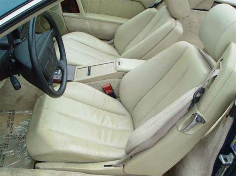 Mercedes Upholstery Kits mercedes sl r129 300sl 500sl 600sl sl320vinyl front seat