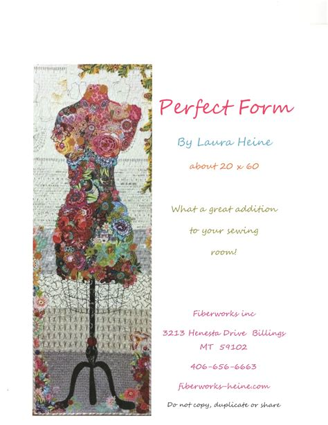 perfect pattern password perfect form collage by heine laura