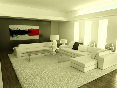 all white living room modern living rooms
