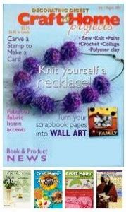 decorating digest craft home projects magazine for 9