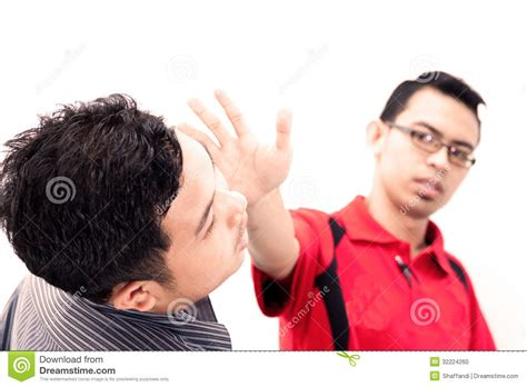 yes i slap yes i slap angry businessman is slapping stock photo image 32224260