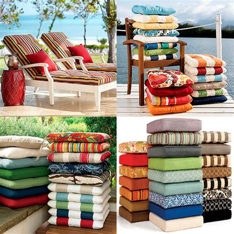 outdoor furniture patio cushions custom made manufacture