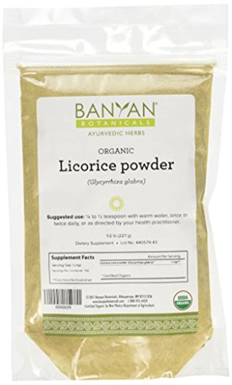 Licorice Root Detox by My Tooth Powder Recipe And Why You Should Make