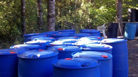 boat dock using plastic barrels plastic barrels for a floating dock how many are needed