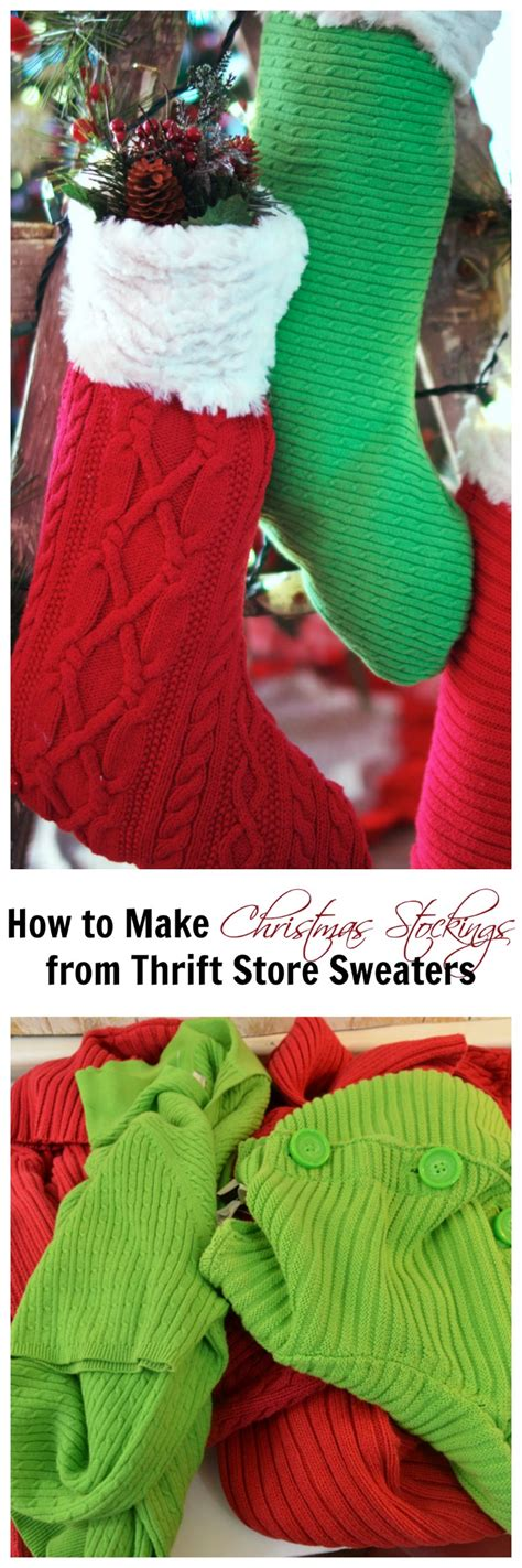how to make sweaters how to make from sweaters create and babble