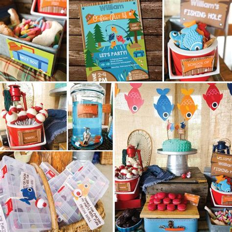 fishing boat party ideas 1000 ideas about fishing cupcakes on pinterest gone