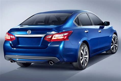 nissan hybrid sedan used 2016 nissan altima for sale pricing features