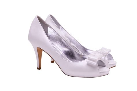 Bridal Pumps by Lou Bridal Pumps Faidra 00 102 70 νυφικά