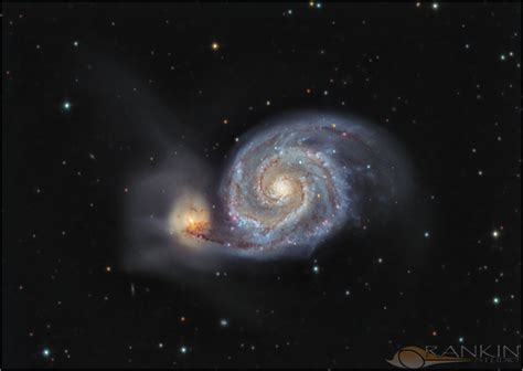 whirlpool galaxy messier 51 the whirlpool galaxy rankinstudio