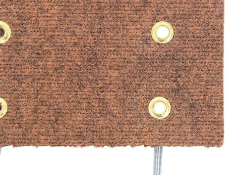 Rv Step Rug by Camco Rv Xl Step Rug 23 Quot Wide Brown Camco Rv And