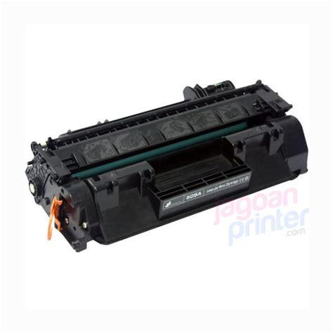 Tinta Printer Hp Laserjet P2055d Jual Toner Printer Hp 05x Black Compatible Murah Garansi