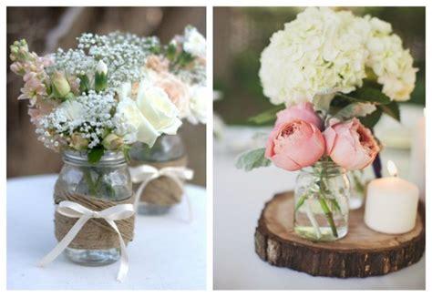 hermoso centro de mesa para boda 45 centros de mesa para bodas con materiales reciclados