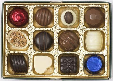 12 chocolate box trenance chocolate