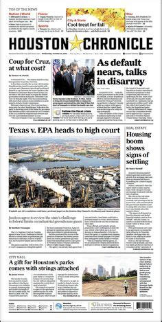houston chronicle star section pinterest the world s catalog of ideas