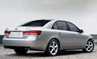 Hyundai Sonata 2008 Review Car And Driver
